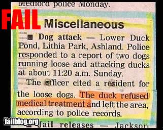 fail-owned-duck-medical-fail