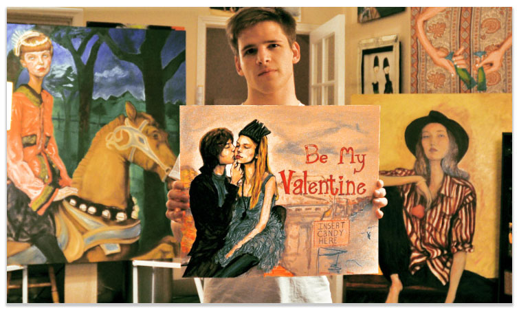 Me_Danny_Roberts_Holding_Valentine